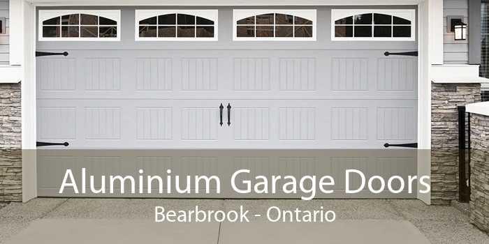 Aluminium Garage Doors Bearbrook - Ontario
