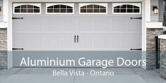 Aluminium Garage Doors Bella Vista - Ontario