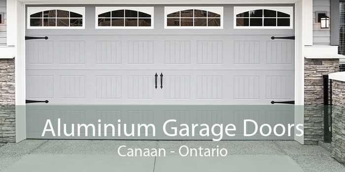 Aluminium Garage Doors Canaan - Ontario