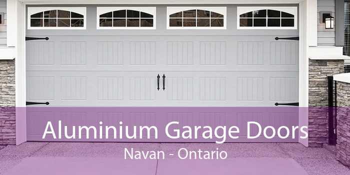 Aluminium Garage Doors Navan - Ontario