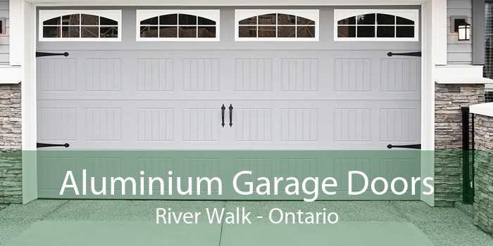 Aluminium Garage Doors River Walk - Ontario
