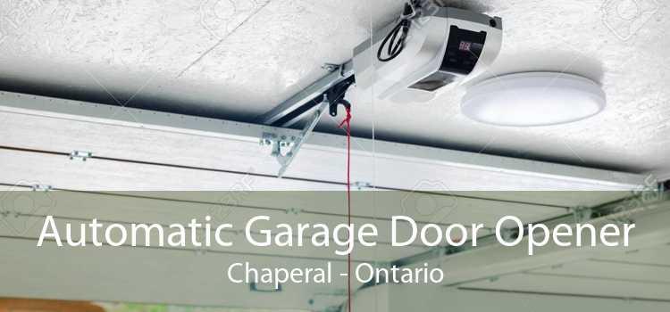 Automatic Garage Door Opener Chaperal - Ontario