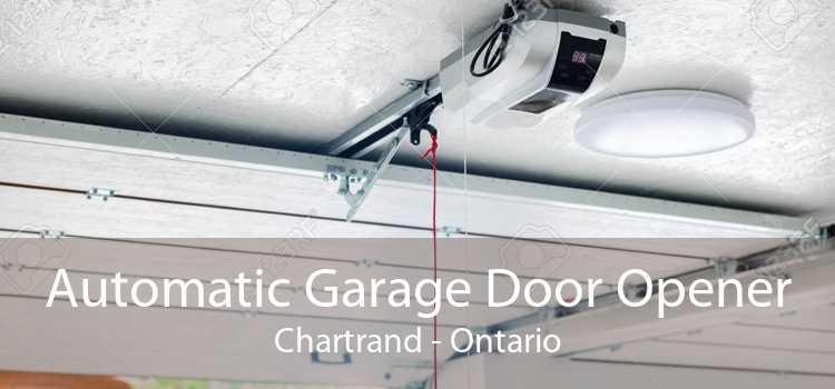 Automatic Garage Door Opener Chartrand - Ontario
