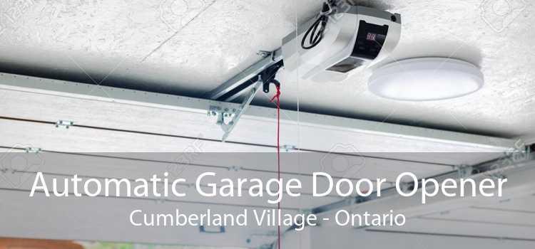 Automatic Garage Door Opener Cumberland Village - Ontario