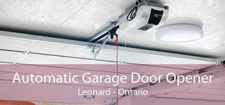 Automatic Garage Door Opener Leonard - Ontario