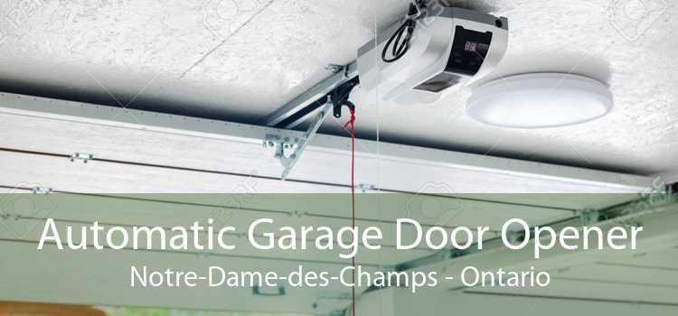 Automatic Garage Door Opener Notre-Dame-des-Champs - Ontario