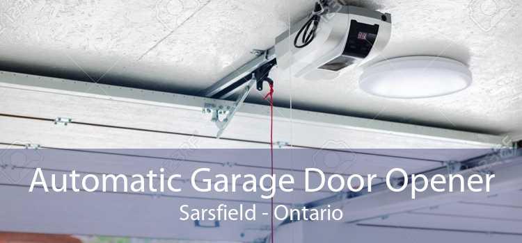 Automatic Garage Door Opener Sarsfield - Ontario
