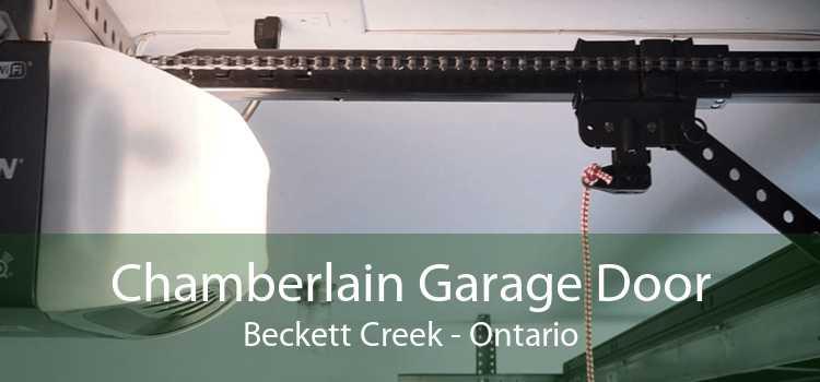 Chamberlain Garage Door Beckett Creek - Ontario