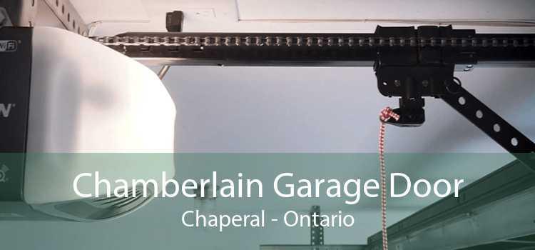 Chamberlain Garage Door Chaperal - Ontario