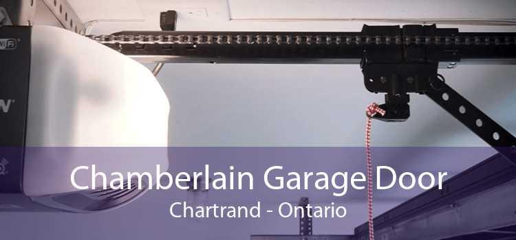 Chamberlain Garage Door Chartrand - Ontario