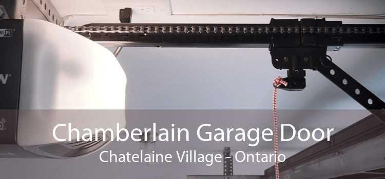 Chamberlain Garage Door Chatelaine Village - Ontario