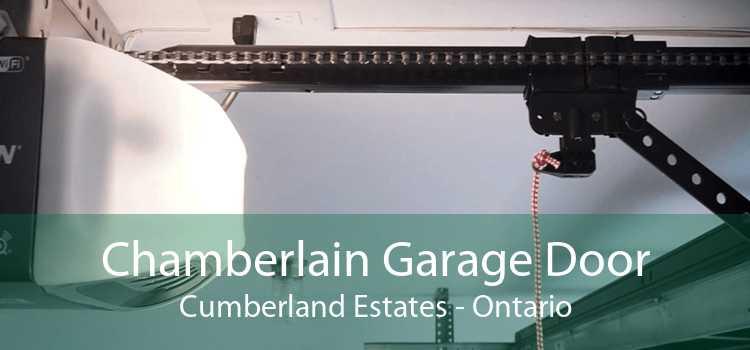 Chamberlain Garage Door Cumberland Estates - Ontario