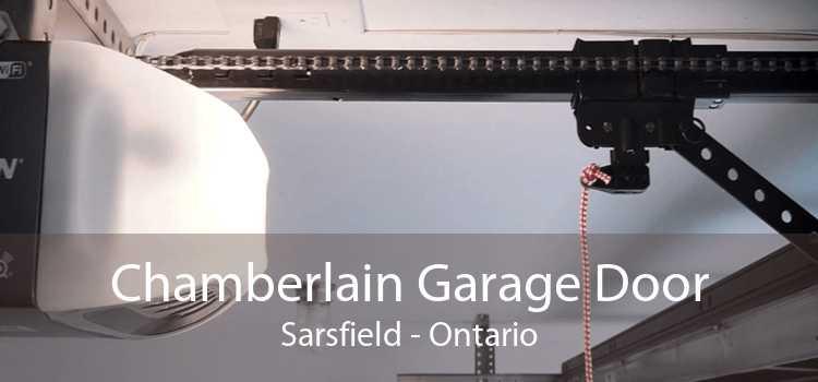 Chamberlain Garage Door Sarsfield - Ontario