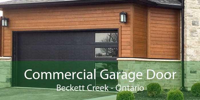 Commercial Garage Door Beckett Creek - Ontario