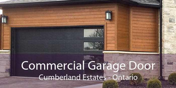 Commercial Garage Door Cumberland Estates - Ontario