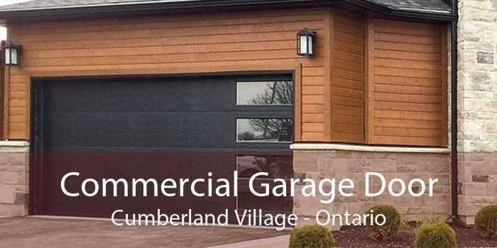 Commercial Garage Door Cumberland Village - Ontario