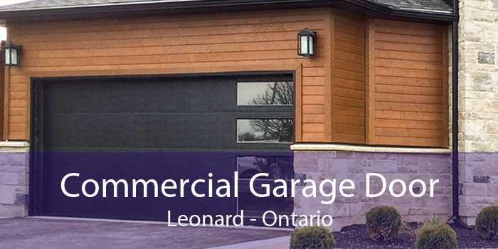 Commercial Garage Door Leonard - Ontario