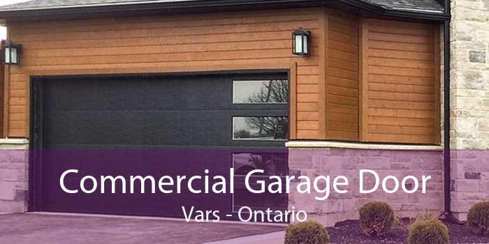 Commercial Garage Door Vars - Ontario