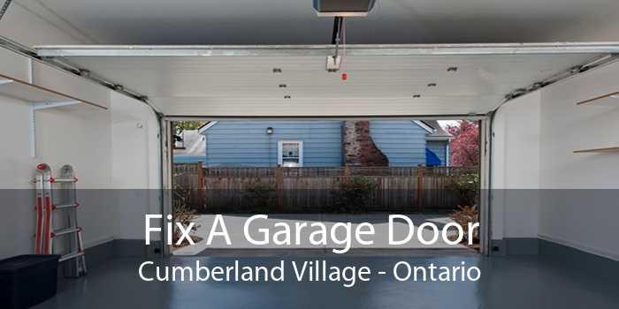 Fix A Garage Door Cumberland Village - Ontario