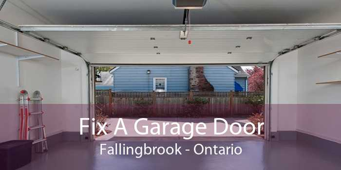 Fix A Garage Door Fallingbrook - Ontario
