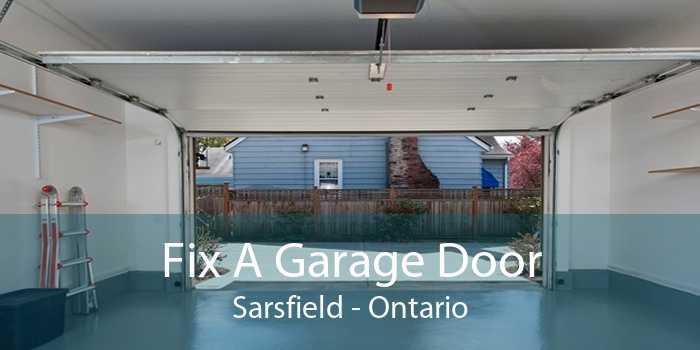 Fix A Garage Door Sarsfield - Ontario