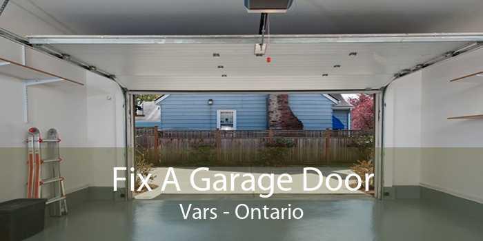 Fix A Garage Door Vars - Ontario