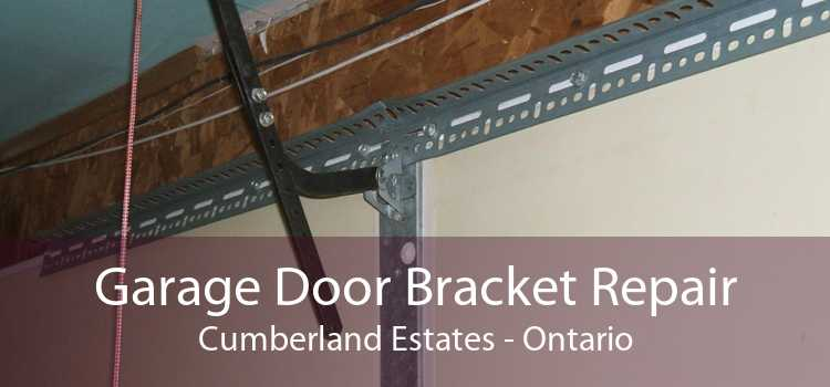 Garage Door Bracket Repair Cumberland Estates - Ontario