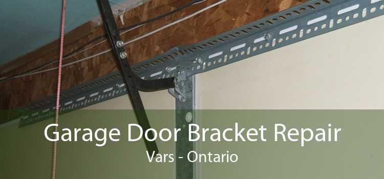 Garage Door Bracket Repair Vars - Ontario