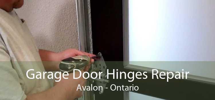 Garage Door Hinges Repair Avalon - Ontario