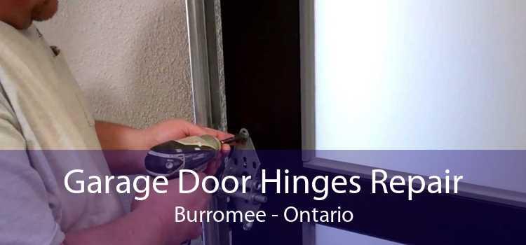 Garage Door Hinges Repair Burromee - Ontario