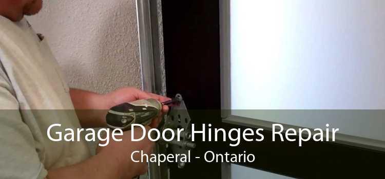 Garage Door Hinges Repair Chaperal - Ontario