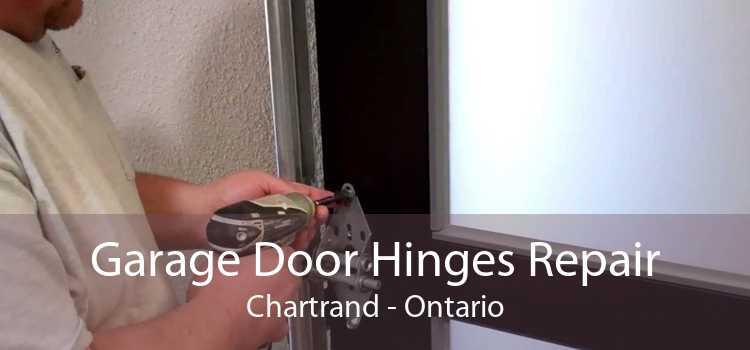 Garage Door Hinges Repair Chartrand - Ontario