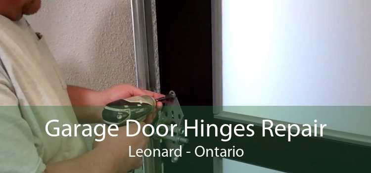 Garage Door Hinges Repair Leonard - Ontario