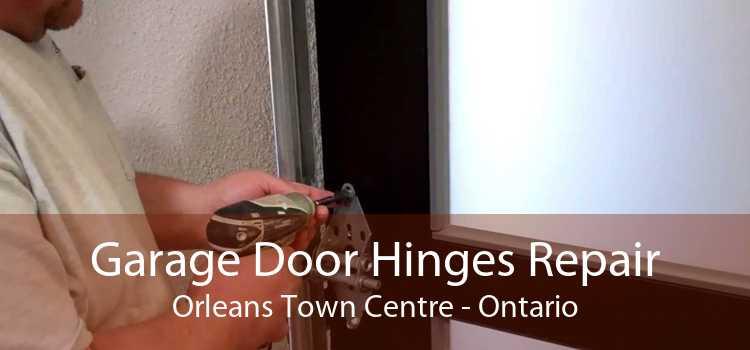 Garage Door Hinges Repair Orleans Town Centre - Ontario