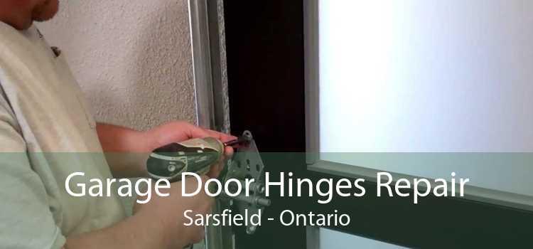Garage Door Hinges Repair Sarsfield - Ontario