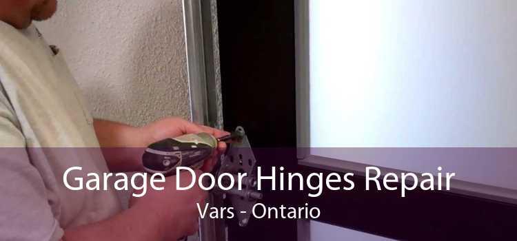 Garage Door Hinges Repair Vars - Ontario