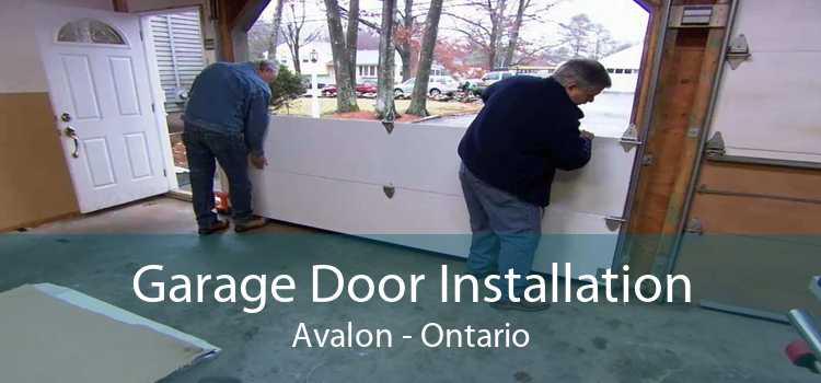 Garage Door Installation Avalon - Ontario