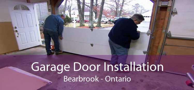 Garage Door Installation Bearbrook - Ontario