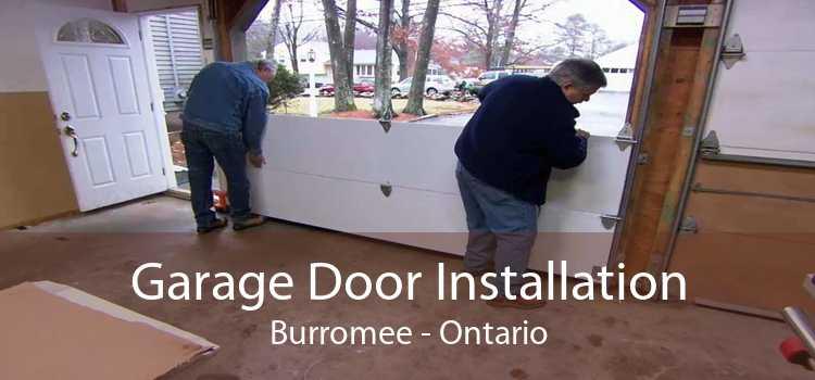 Garage Door Installation Burromee - Ontario