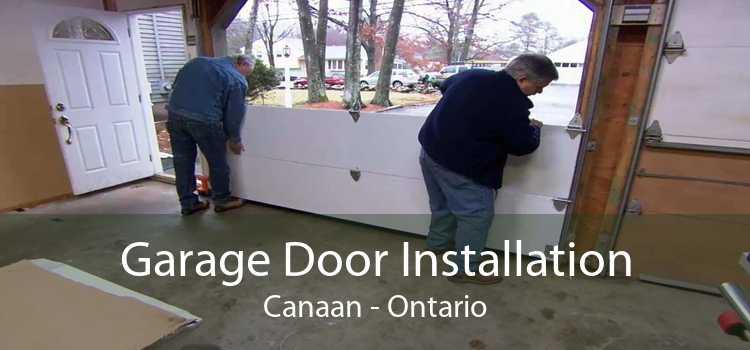 Garage Door Installation Canaan - Ontario