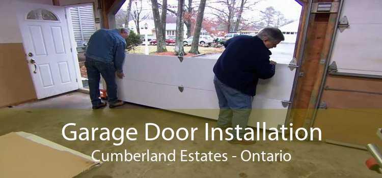 Garage Door Installation Cumberland Estates - Ontario