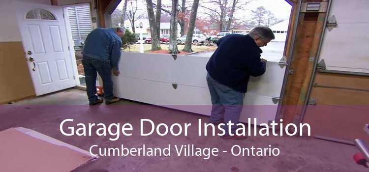 Garage Door Installation Cumberland Village - Ontario
