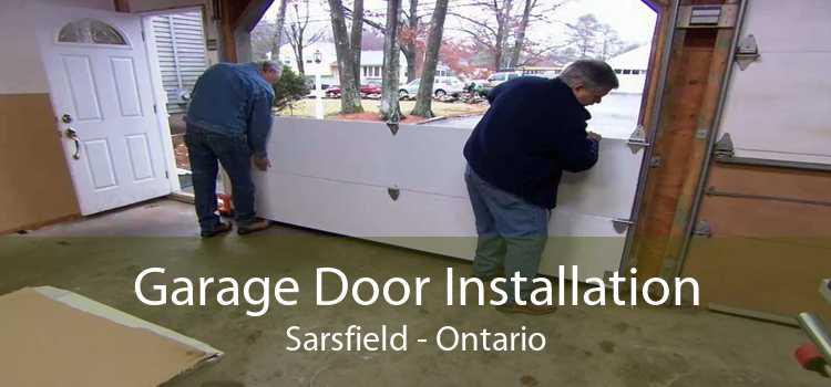 Garage Door Installation Sarsfield - Ontario