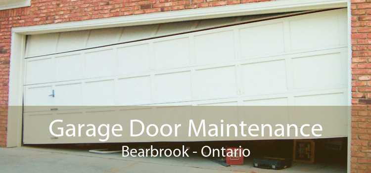 Garage Door Maintenance Bearbrook - Ontario