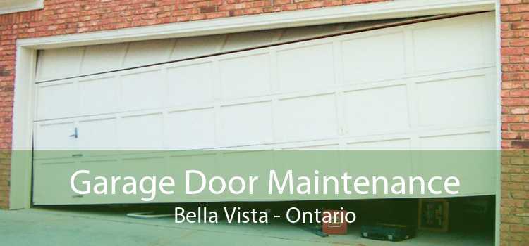 Garage Door Maintenance Bella Vista - Ontario