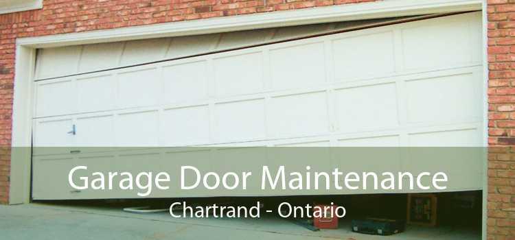 Garage Door Maintenance Chartrand - Ontario