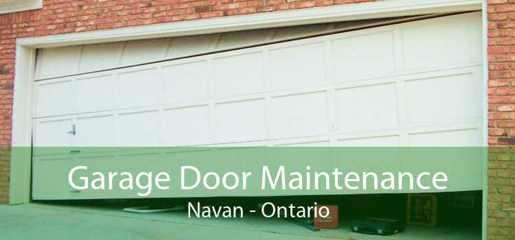 Garage Door Maintenance Navan - Ontario