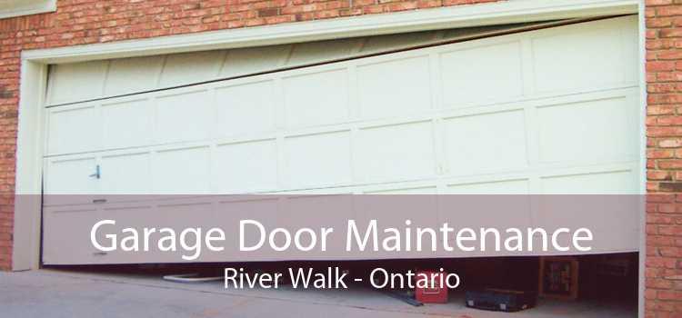 Garage Door Maintenance River Walk - Ontario