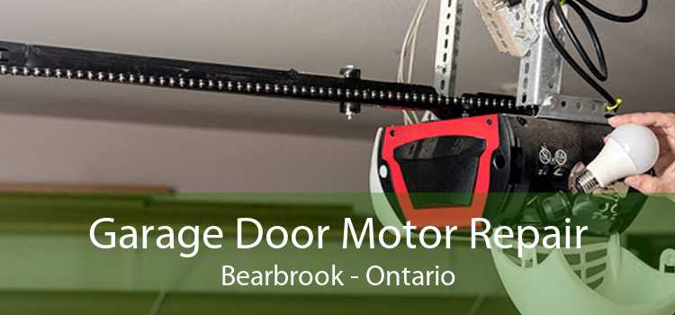 Garage Door Motor Repair Bearbrook - Ontario