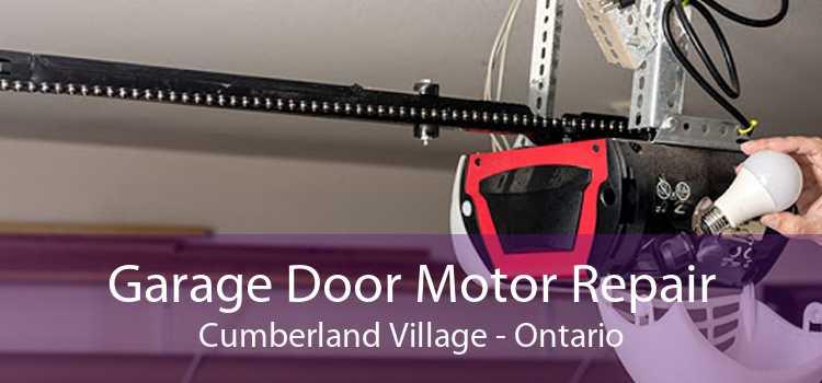 Garage Door Motor Repair Cumberland Village - Ontario